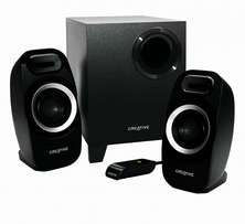 Creative T3300 Speaker system in perfect condition