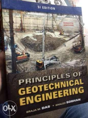 Principles of Geotechnical Engineering Das