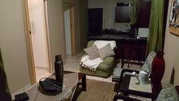 2 on suite bedroom fully furnised flat for rent