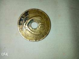 East African coin 1952