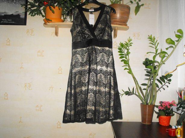 acd310fd35 Piękna koronkowa sukienka Orsay nowa rozm. 40 czarna koronka midi Bydgoszcz  - image 2