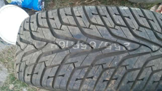 "16"" Tyre On Rim For Sell Midrand - image 1"