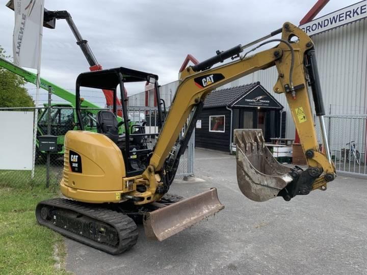 Caterpillar 303 E 18.5 Kw 303 E - 2017