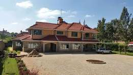Spacious 7bedrooms all ensuite for sale in Karen,Nairobi