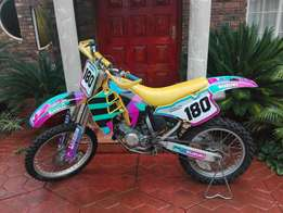 Awesome RM125 for sale