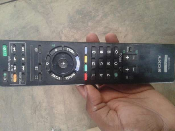Original Sony Tv Remote control Umoja - image 2