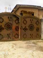 Two wing duplex of 3bedroom & 2bedroom for sale at Sango otta