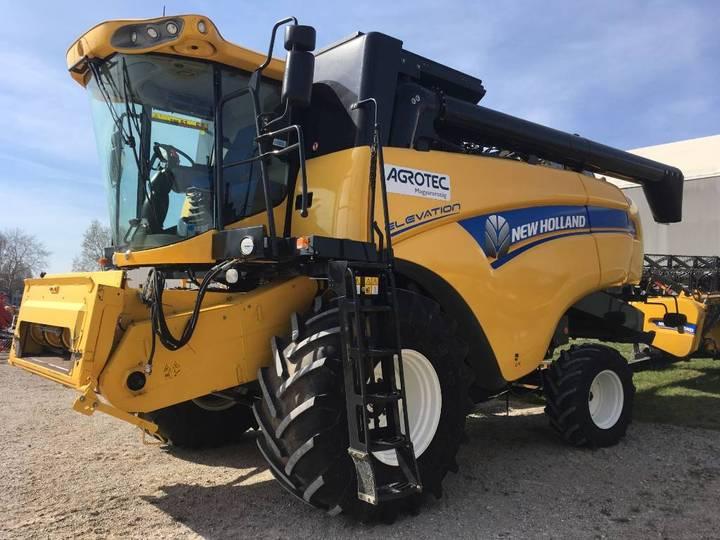 New Holland Cx6090 Sl - 2016