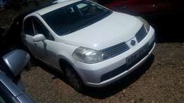 Serious deal Nissan Tiida buy and drive