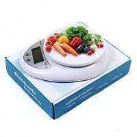 UK Brand Kitchen Scale Food Diet Digital Electronic Precise Weight 5kg