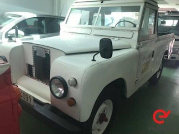 Land Rover 109 - 1970