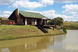 Machadodorp – Galil Farm Cottage – Trout - self-catering on dam & rive