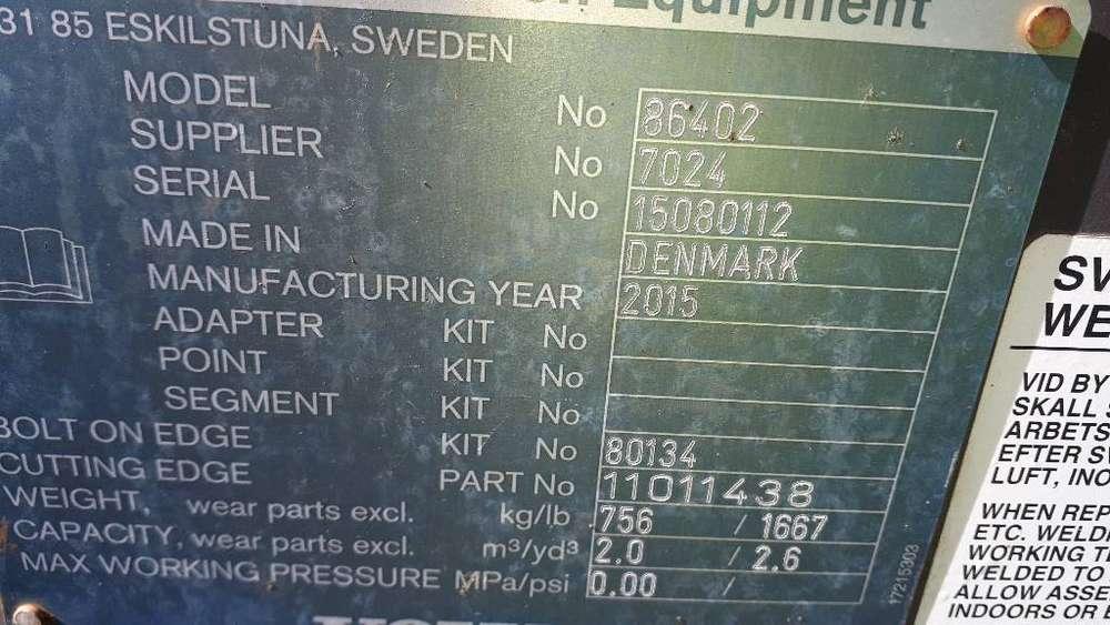 Volvo L 70 H - 2015 - image 9