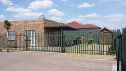 2 Bedroom house available to share in secunda ext 23