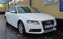 2010 Audi A4 1.8T Attraction