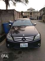 4months used 2008 Mercedes Benz C300