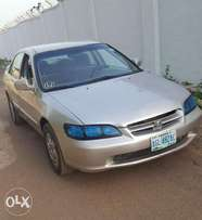 A super clean 2001 Honda Accord Babyboy Auto gear for sales