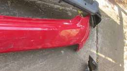 2013 Chevrolet Spark Rear Bumper Red For Sale