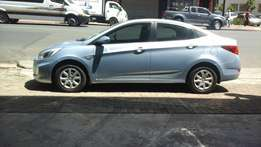 2011 Hyundai Accent 1.6 for sale at R115000