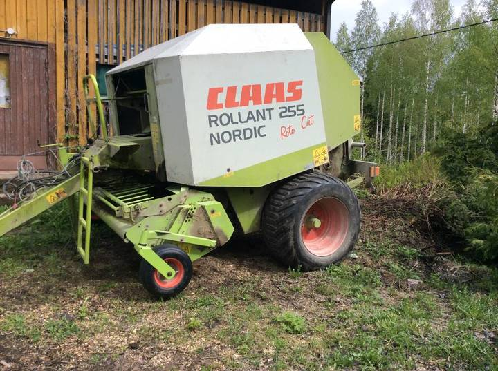 Claas Rc 255 - 2001