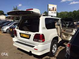 toyota Landcruiser vx limited v8 2005model perfect condition