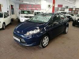2010 Ford Fiesta 1.4i Ambiente, ONLY 95000kms, Call Sam or Bibi