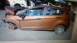 FORD FIESTA 1.4i TREND 5Dr Stripping for Parts