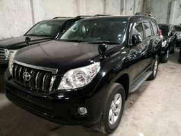 Toyota Land cruiser Prado loaded with sunroof