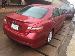 2008 Model Toyota Camry Sport With Reverse Camera