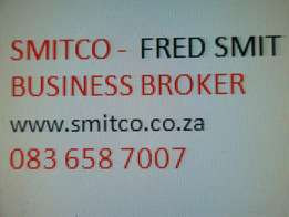Bakery with FACT shop plus coffeeshop Town Strand area R955 000