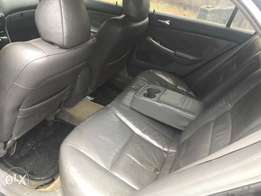 Used 2005 Honda Accord Leather Interior