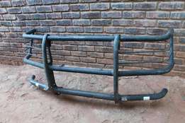 For Sale Toyota Hilux Bull Bar Black only R2500 Negotiable For more in