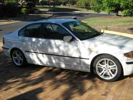 Bmw 330i F/L Exclusive package A/T