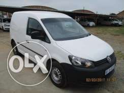 VW Caddy 1.6 Panelvan
