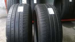Good secondhand 2 X 245/45/20 Michelin tyres for sell