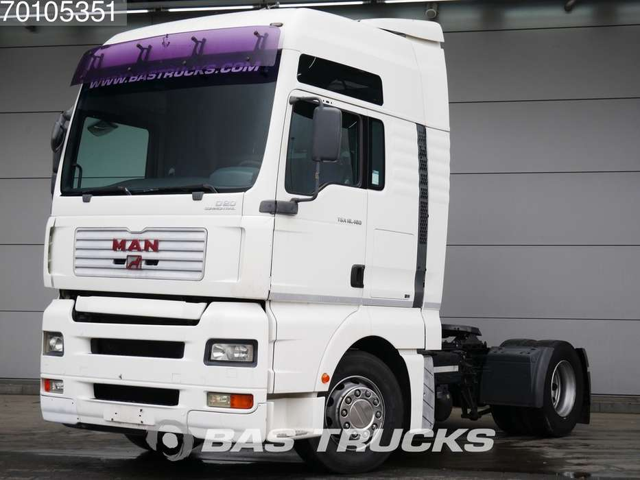 TGA 18.430 XXL 4X2 Manual Intarder Euro 3 - 2005