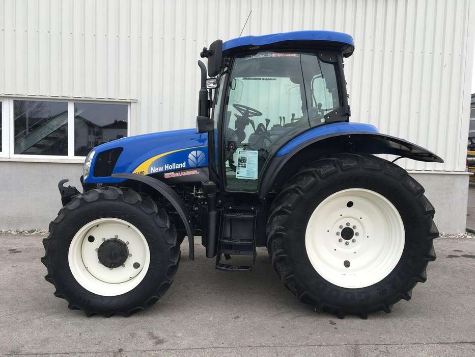 New Holland TS 100 Active Electro Command - 2004 for sale