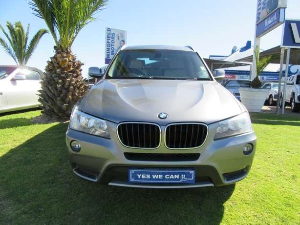 BMW x3Drive 2.0d Exclusive A/T- Full service history Kuils River - image 2