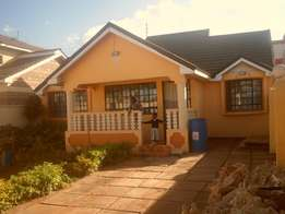 3 bedrooms bungalow on sale muigai-in k-road along thika road