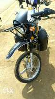 Well maintained motorcycle,on sale
