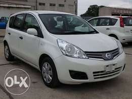 Nissan Note on offer in Nairobi