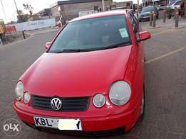 Volkswagen Polo KBL year 2003 quick sale at 390k