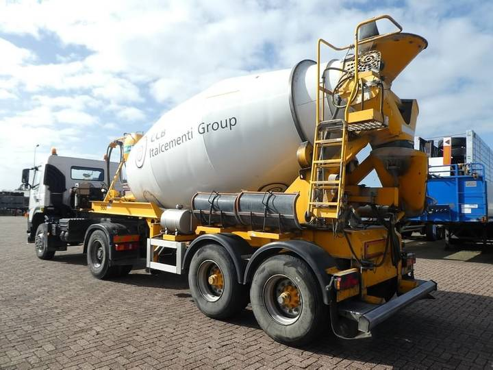 MOL LT AUTOMIX AM 10 mixer trailer - 2009