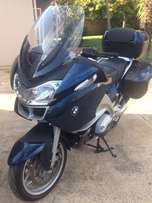 Beautifull BMW R 1200 RT full spec 21000km 2009 model