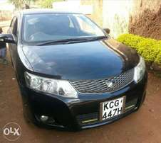 Toyota ALLION KCG new shape