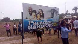 Now Selling Paradise Gardens Phase 1, Close To Dangote Refinery/Estate