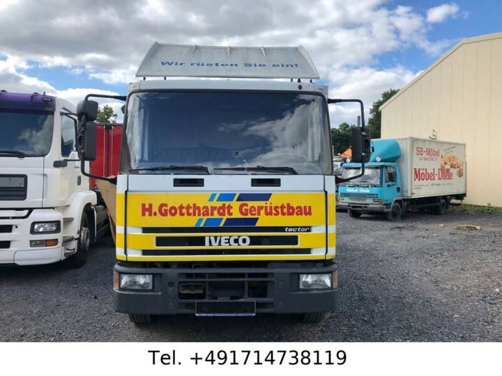 Iveco Tector / Eurocargo 120E18 / Deutsch - 2002