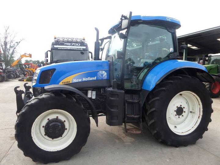 New Holland T 6080 - 2009