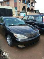 Clean Toyota Camry 2004 Model (FIRST BODY)