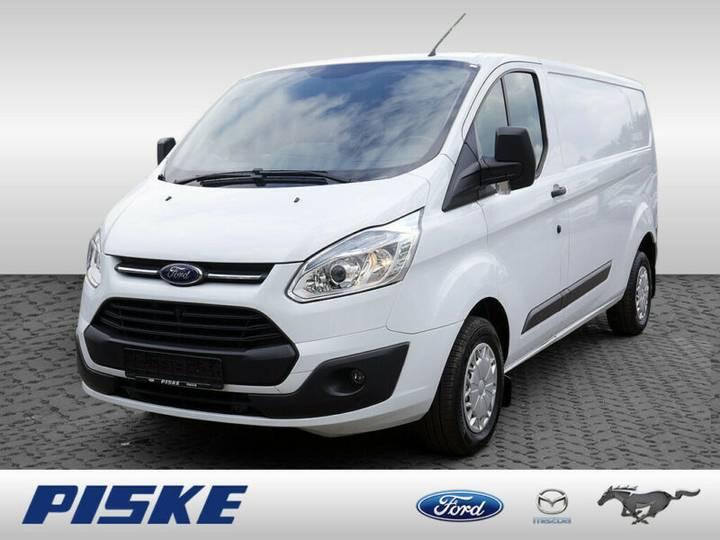 Ford Transit Custom L2H1 Trend KLIMA PDC AHK - 2014